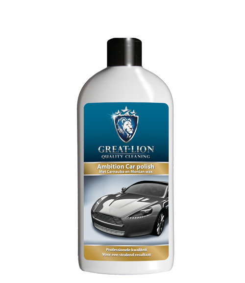 Great Lion Ambition Car Polish inkl. Micofaser Tuch